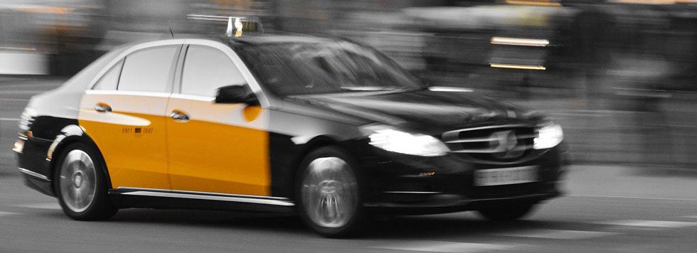 Pedir Taxi 24 Horas Online