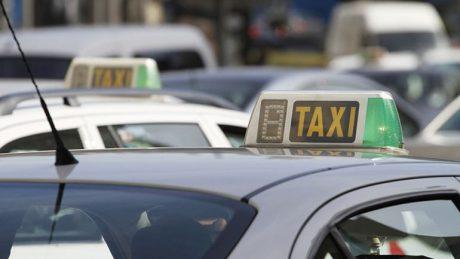 pedir taxi en alagon
