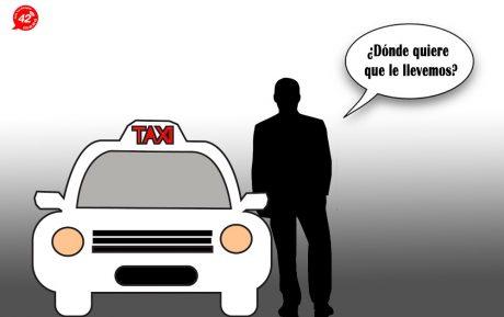 pedir taxi en albalate del arzobispo