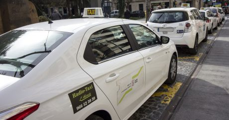 pedir taxi en alcoy