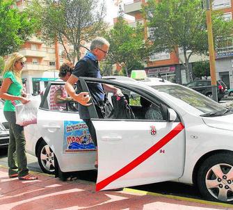 pedir taxi en almeria aplicaciones