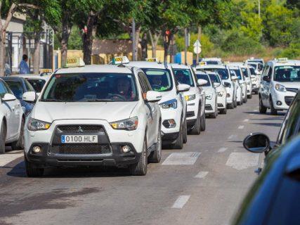 pedir taxi en baleares aplicaciones