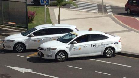pedir taxi en benferri