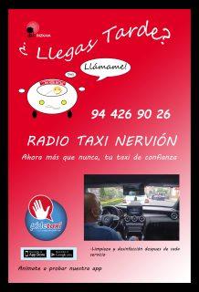 pedir taxi en bizkaia app 2