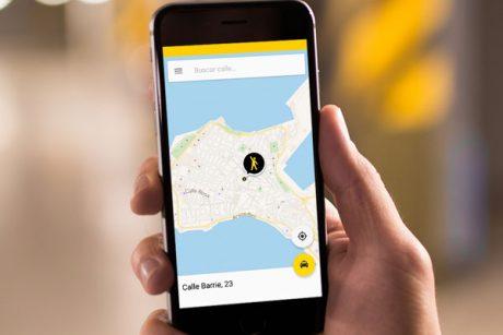 pedir taxi en cadiz aplicaciones