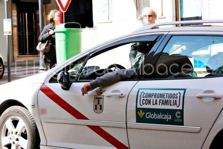 pedir taxi en casas de juan nunez
