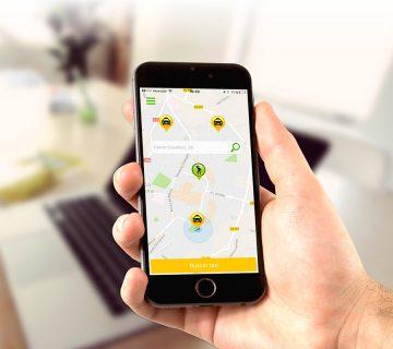 pedir taxi en castellon aplicaciones