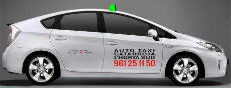 pedir taxi en catarroja