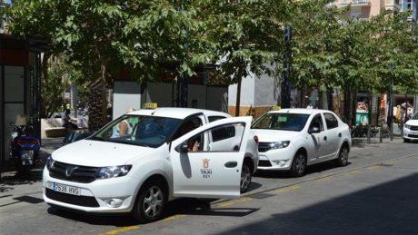 pedir taxi en ceuta app