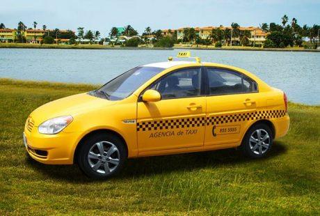 pedir taxi en cubas de la sagra