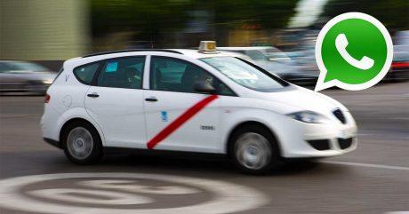 pedir taxi en dozon