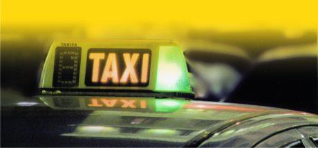 pedir taxi en escalona