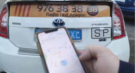 pedir taxi en escatron