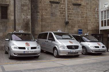 pedir taxi en espinosa de los monteros