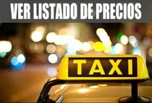 pedir taxi en foios