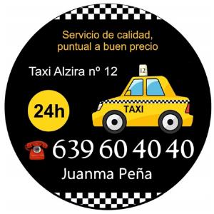 pedir taxi en fortaleny