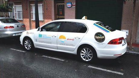 pedir taxi en guardamar del segura