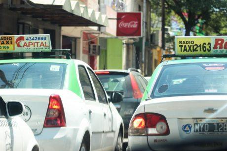 pedir taxi en ledesma