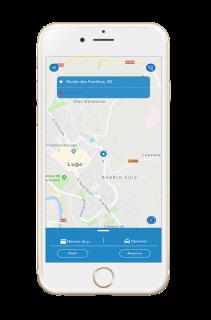 pedir taxi en lugo app