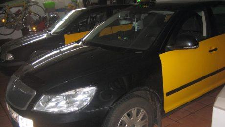 pedir taxi en olesa de bonesvalls