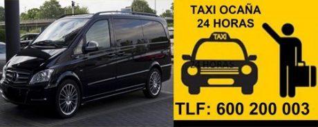pedir taxi en oropesa