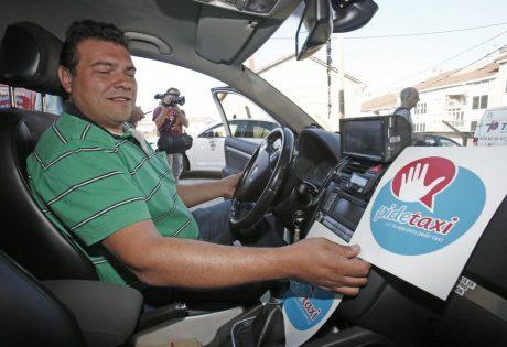 pedir taxi en ourense aplicaciones