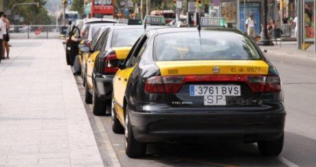 pedir taxi en partaloa