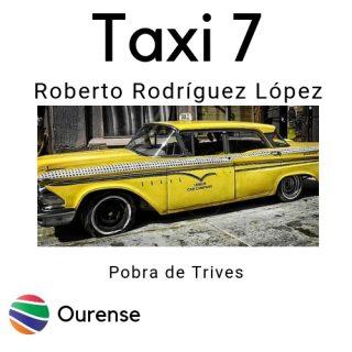 pedir taxi en pobra de trives