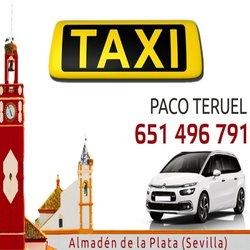 pedir taxi en real de la jara