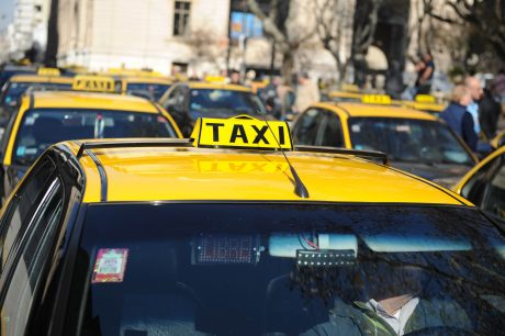 pedir taxi en rosario