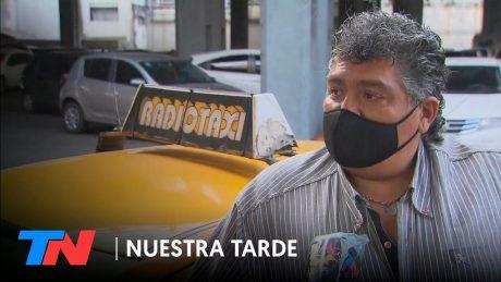 pedir taxi en san lorenzo de la parrilla
