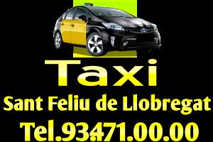 pedir taxi en sant feliu de llobregat