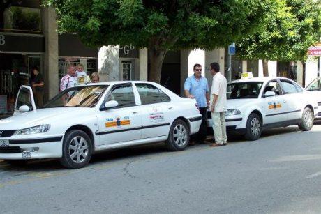 pedir taxi en santa eulalia