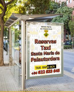 pedir taxi en santa maria de palautordera