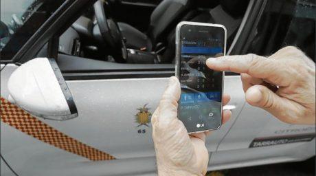 pedir taxi en tarragona aplicaciones