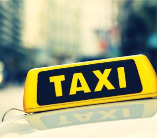 pedir taxi en teo