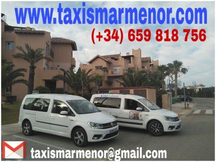 pedir taxi en torre pacheco