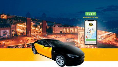 pedir taxi en torrefarrera