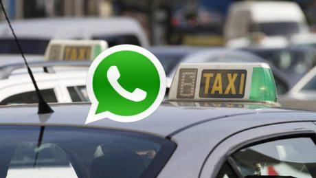 pedir taxi en turre