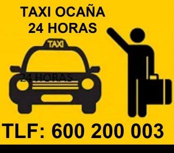 pedir taxi en urda