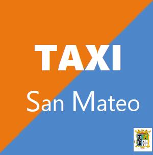 pedir taxi en vega de san mateo