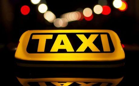 pedir taxi en vera