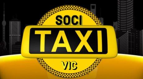 pedir taxi en vic