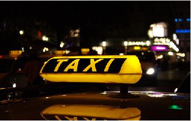 pedir taxi en vilafranca del penedes