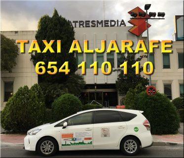 pedir taxi en villamanrique