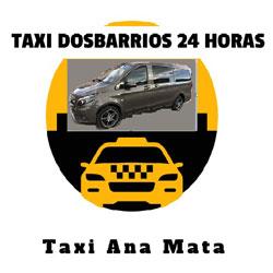 pedir taxi en villatobas