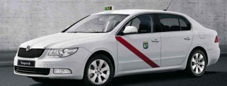 pedir taxi en villaviciosa