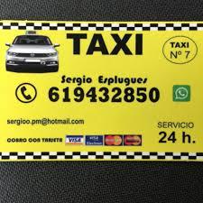 pedir taxi en