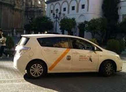 radio-taxi-vehiculo-de-lujo-Hermandad de Campoo de Suso