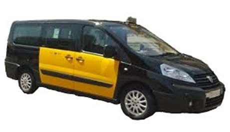 pedir-taxi-24horas-Higuera de la Sierra